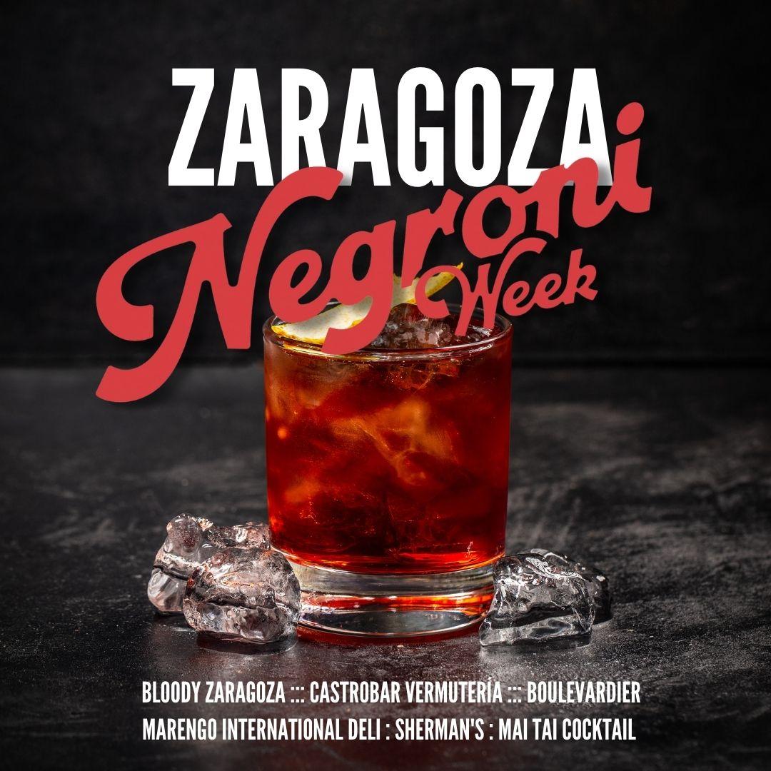 negroni week zaragoza