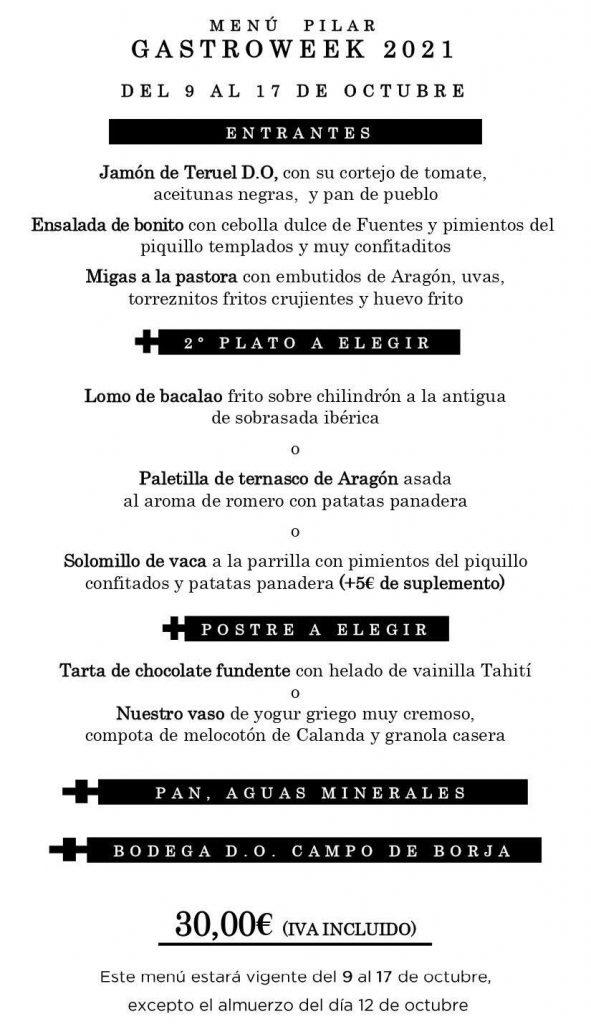Pilar Gastro Week - Parrilla Albarracín