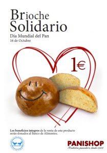 Brioche - Día Mundial del Pan