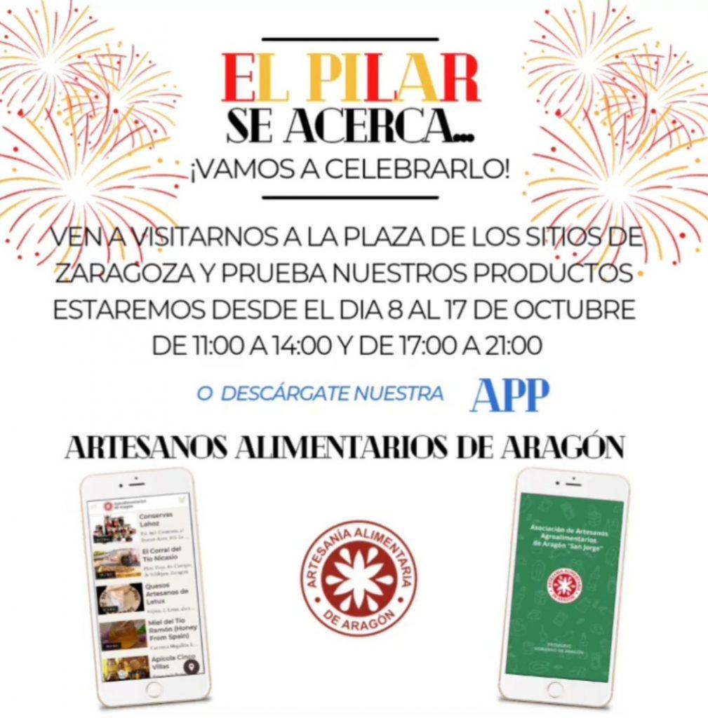Artesanos Alimentarios de Aragón- Los sitios - Pilar